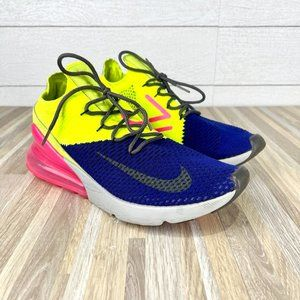 Nike Air Max 270 Flyknit Size 8.5 Sneakers